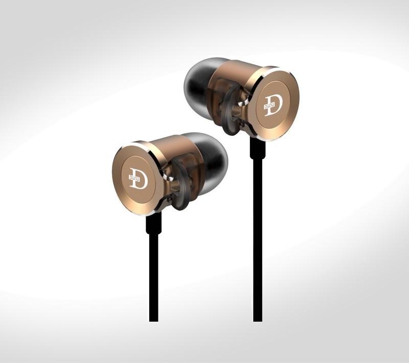 DUNU DN-2000 Hybrid 3 way earphone