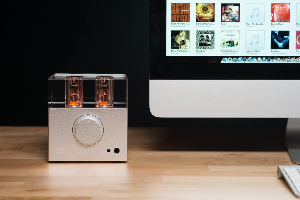 External DAC: WooAudio WA7 Fireflies