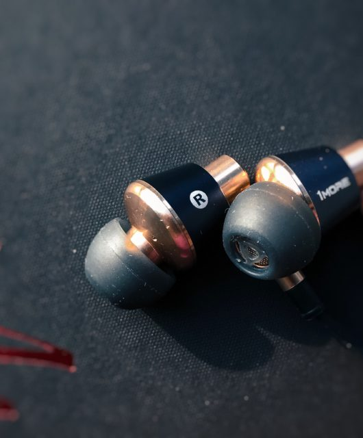 1More Triple Driver IEM