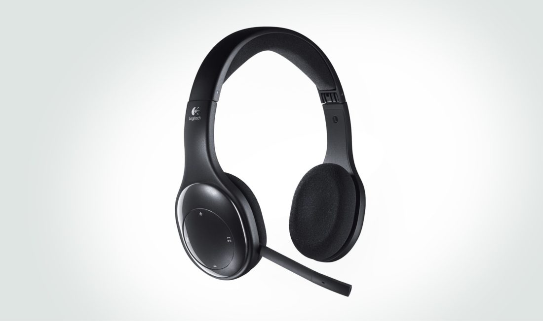 Logitech H800 Wireless Headphones