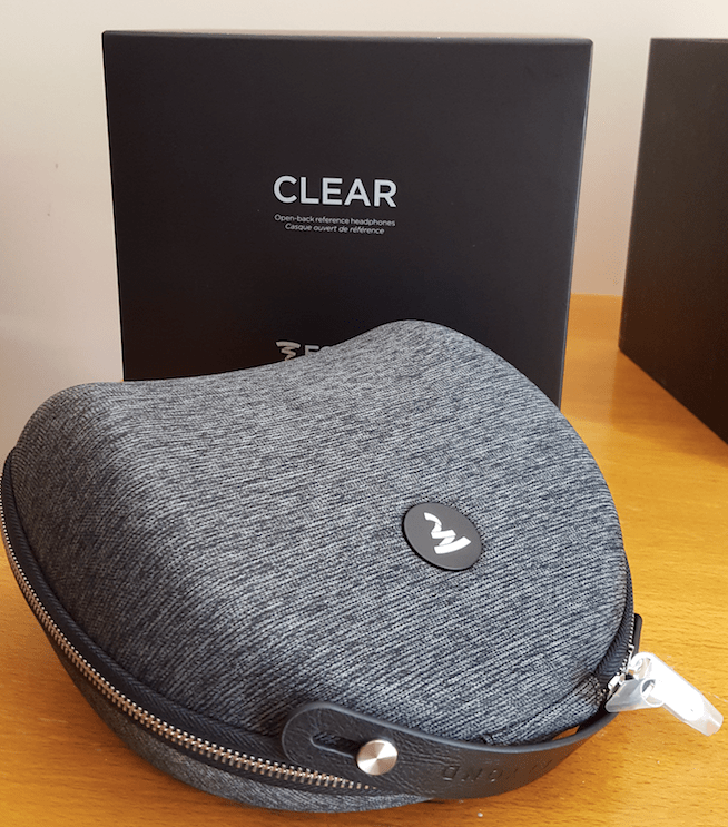 Focal Clear Hard Case Carry