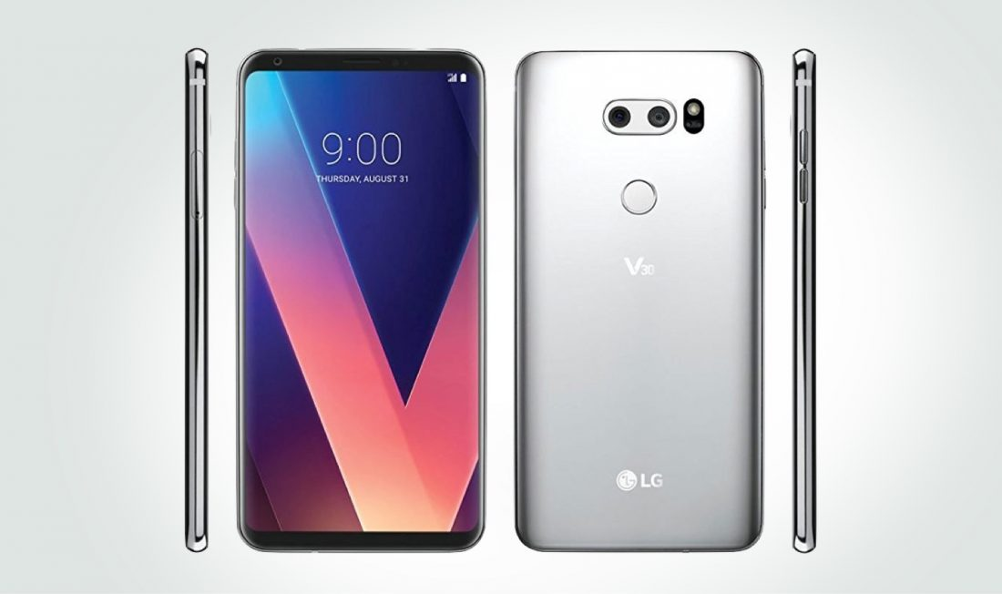 LG V30 - The mobile phone with the best DAC