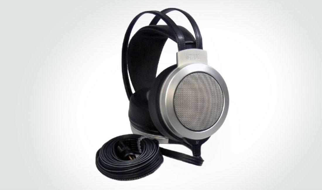 STAX SR-007A MK2 Electrostatic Earspeakers