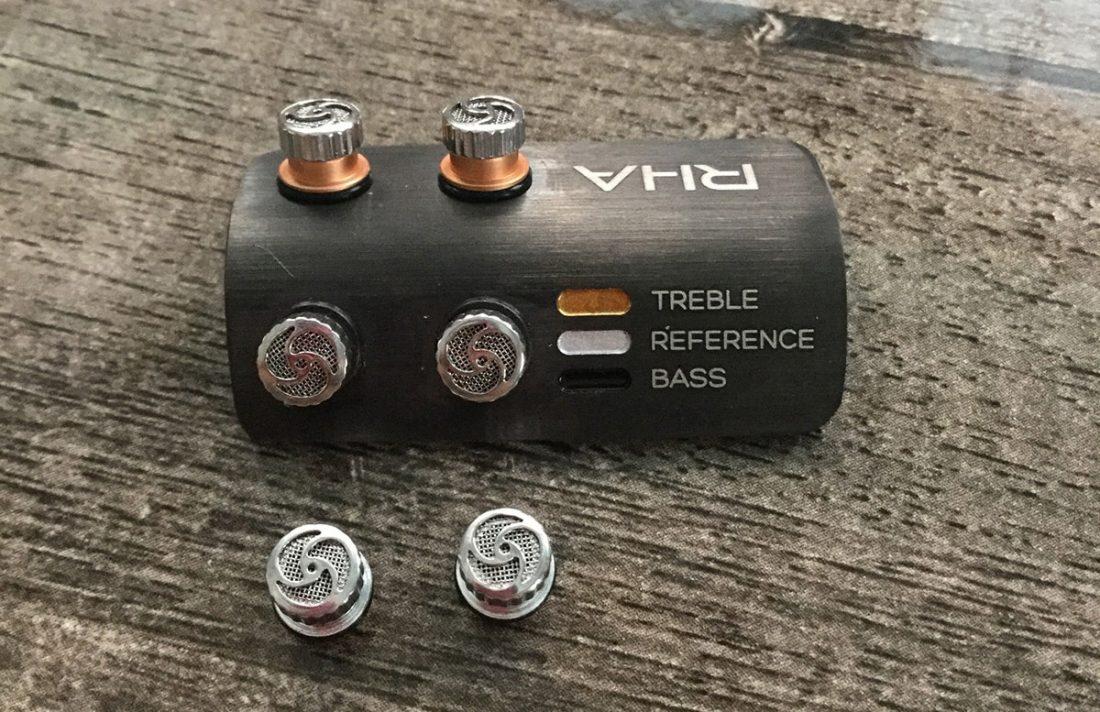 RHA T20i Filters