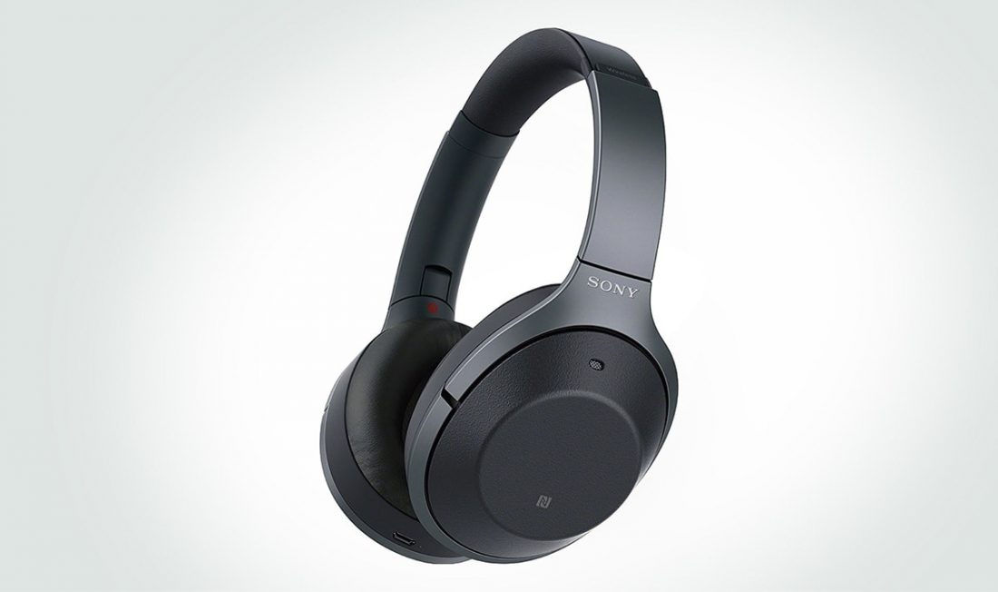 Review: Sony MDR 1000X - The Best Noise-Canceling Headphones