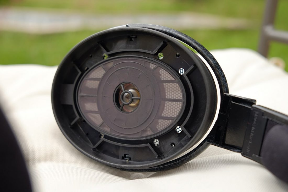Sennheiser HD 600 driver