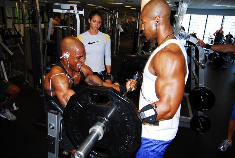 Gym Goers