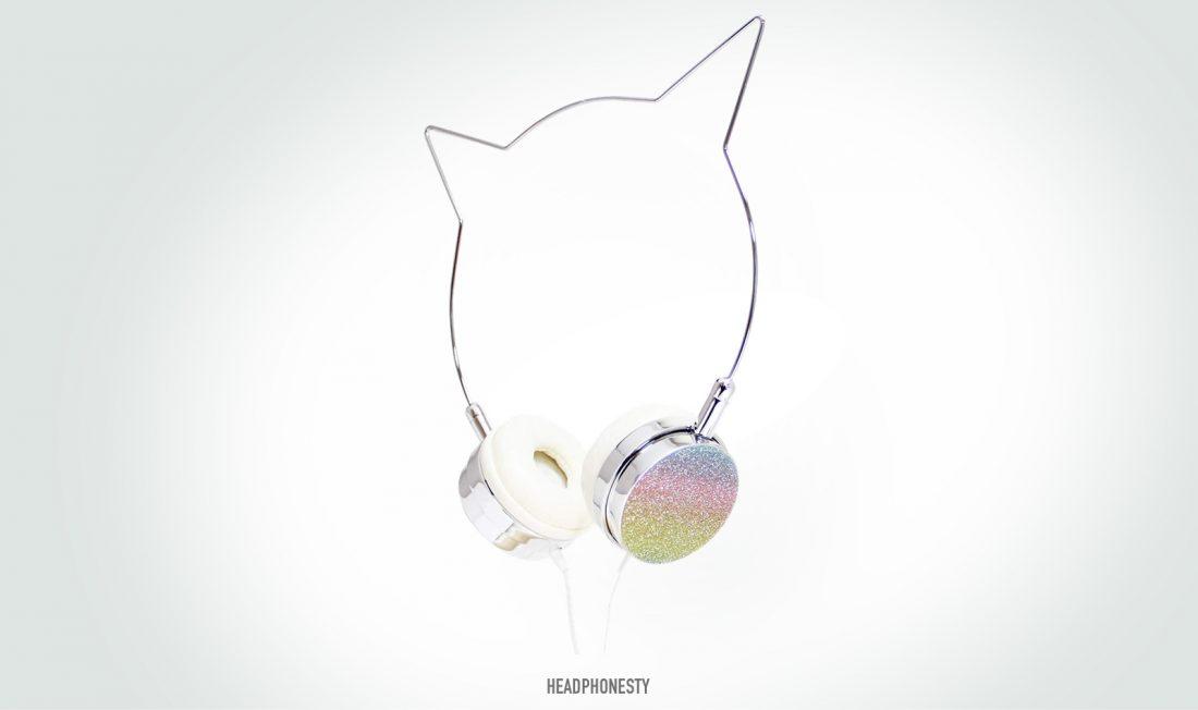 American Jewel Cat Ear Headphones