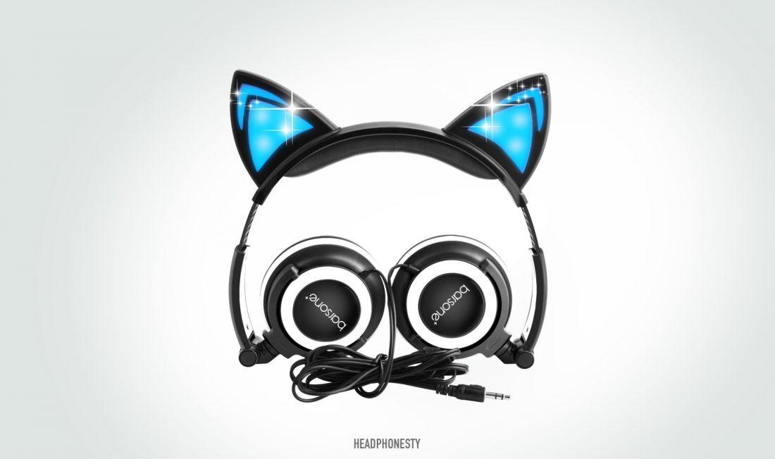Barsone Cat Ear Headphones