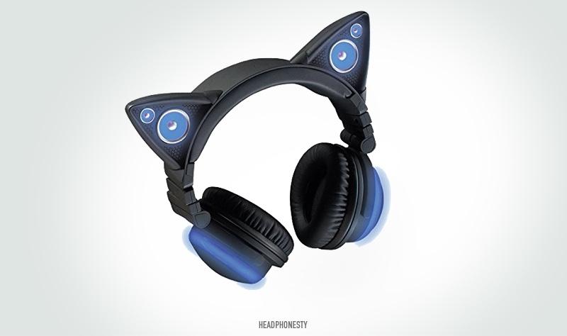 10 Best Cat Ear Headphones 2020 Headphonesty