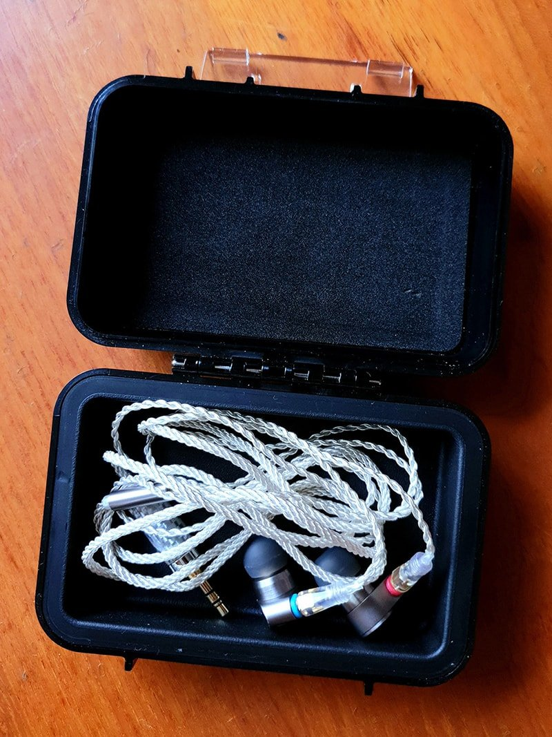 FiiO HB1 with Tin Audio T2 Pro