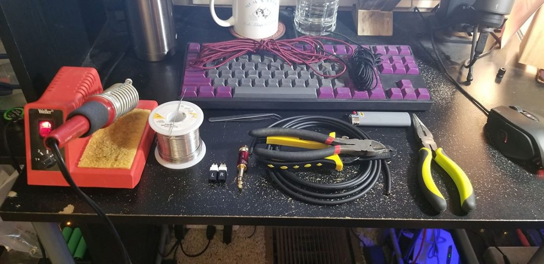 Demevalos' Guide to Creating Y-Split Braided Cables