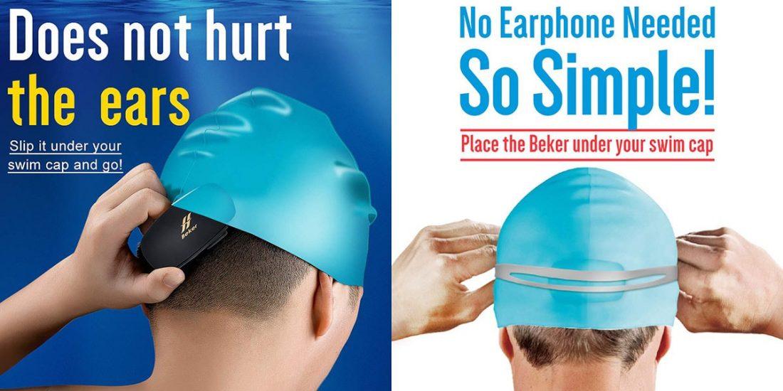 Examples of Beker Waterproof MP3 Player