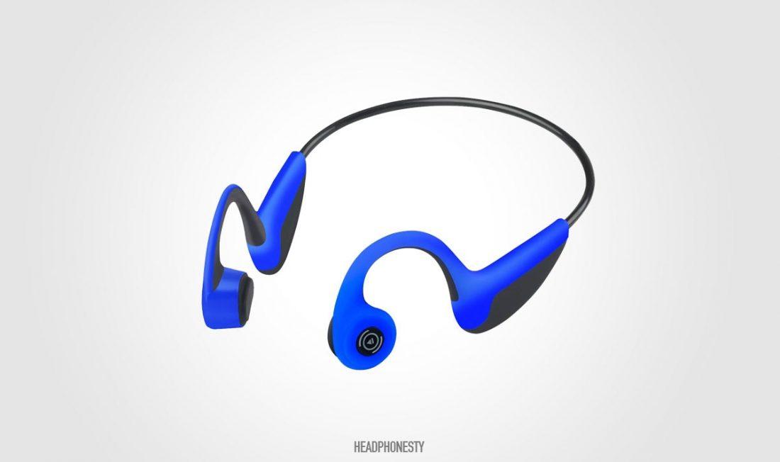 Genso's Bone Conduction Headphone