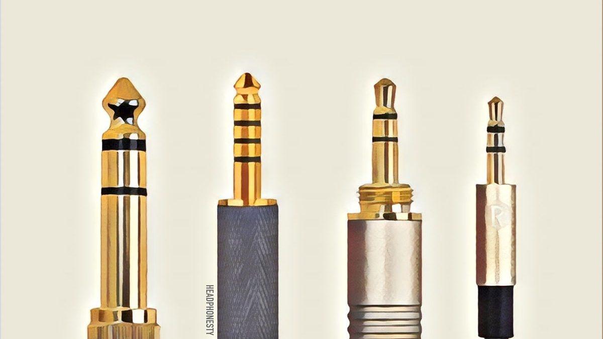 Headphone Jack and Plugs: Everything You Need to Know - HeadphonestyHeadphonesty