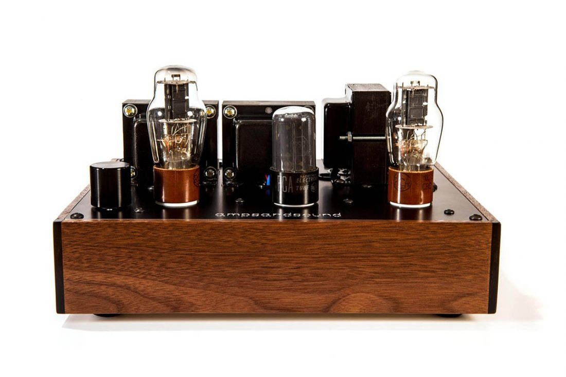 The Amps and Sound Kenzie has multiple taps on the output transformers for a range of headphone impedance loads