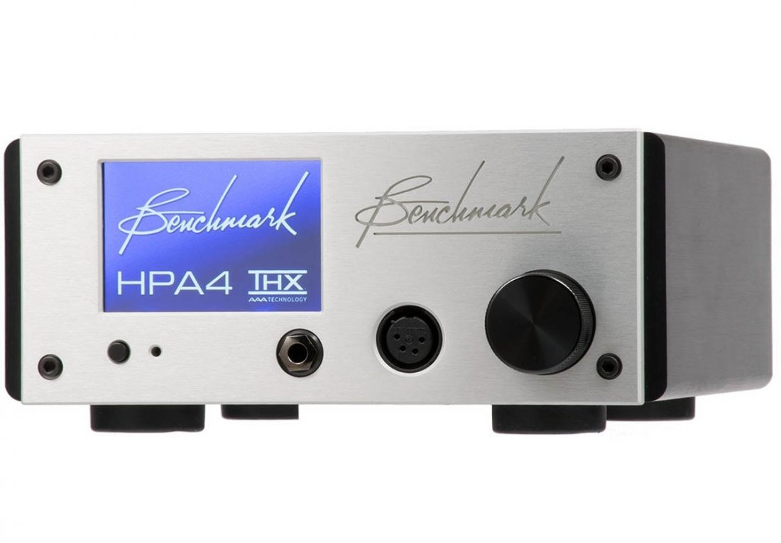 The Benchmark HPA4 uses unique feedback and feed-forward circuits to eliminate distortion and instability