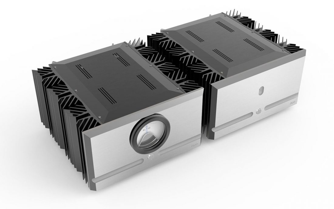 Nelson Pass's Class A amplifiers are immediately recognizable for their massive heatsinks