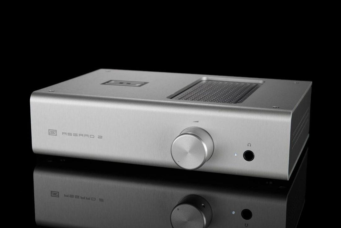 Many of Schitt Audio's desktop amplifiers run in Class A
