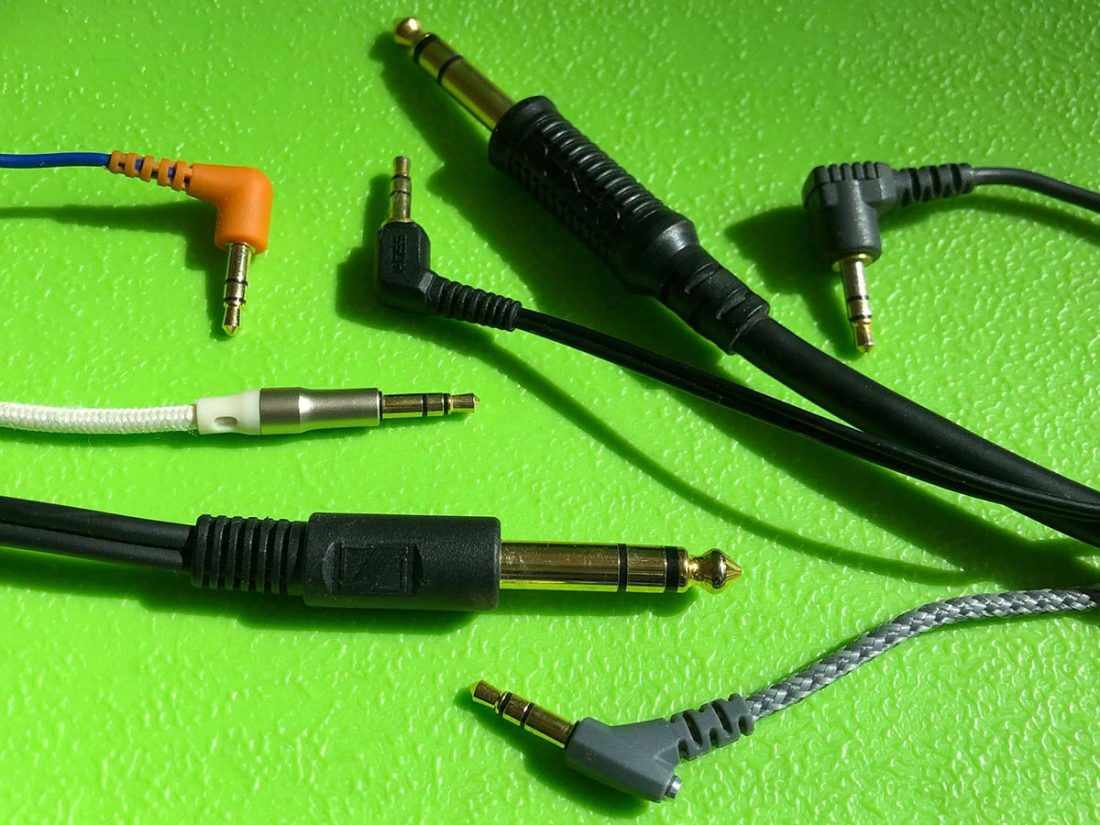 "The ubiquitous standard unbalanced TRS headphone jack in 3.5mm (⅛"") and 6.35mm (¼"")."
