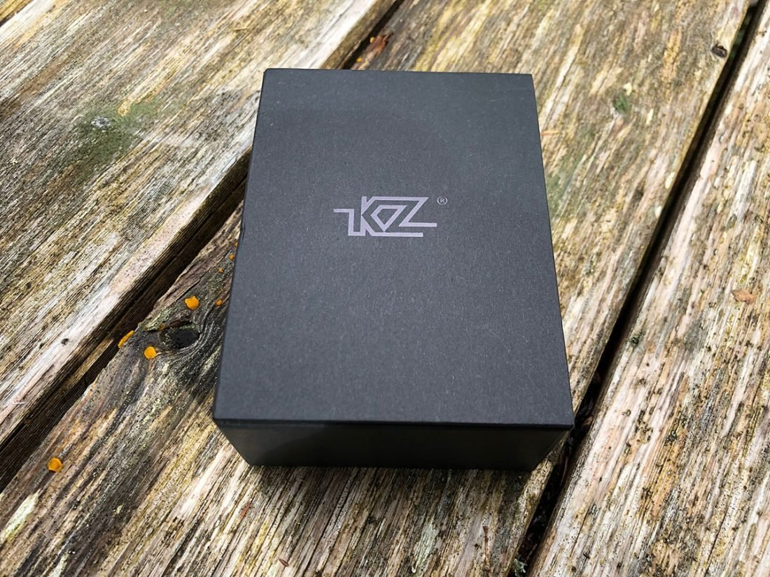 The new smaller black book-shaped box.