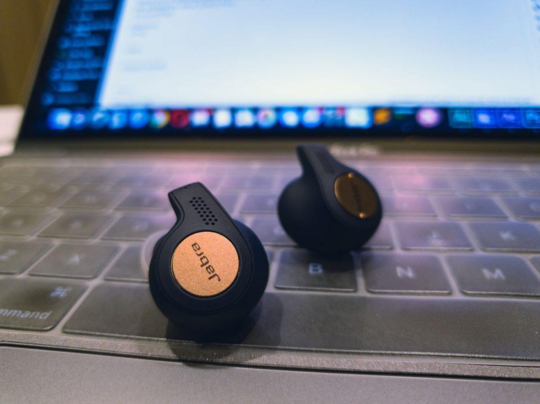 Jabra Elite Active 65t's Earbuds