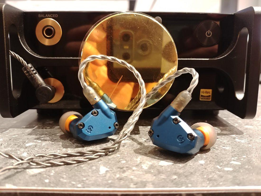 Campfire Audio Polaris V2 with Sony DMP-Z1