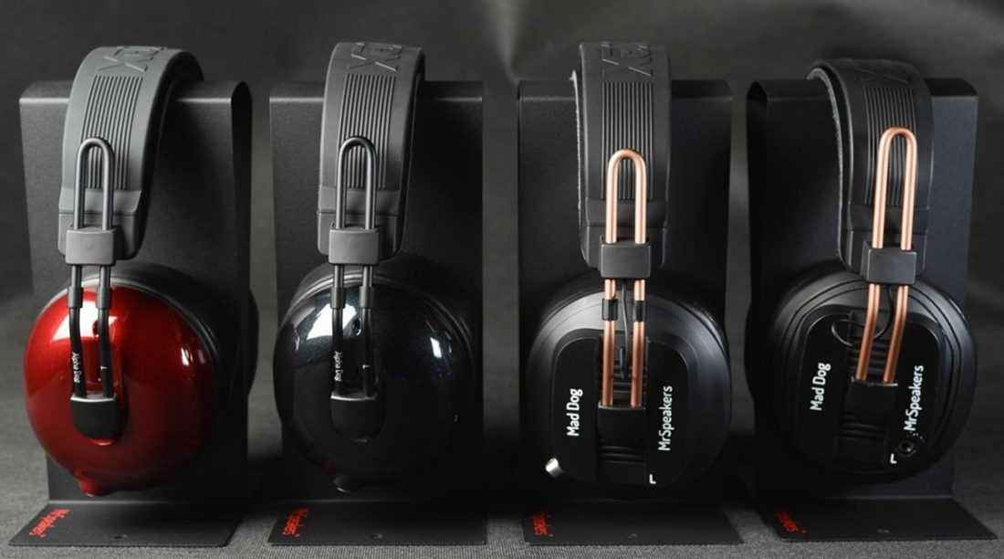 The MrSpeakers Alpha Dog and Mad Dog lineup from 6moons Audio Reviews.