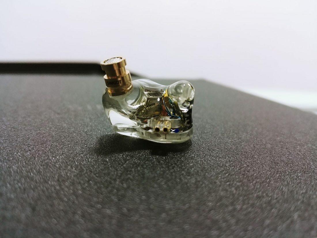 Aluminum oxidized nozzle on EK3