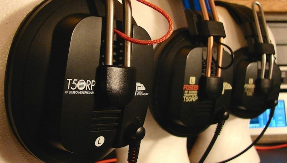 The T50RP mk3, T50RP mk2 and T20RP mk2 from Pro Sound Network.
