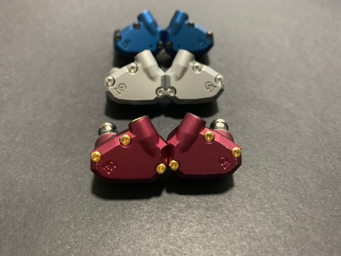 Campfire Audio lineup.