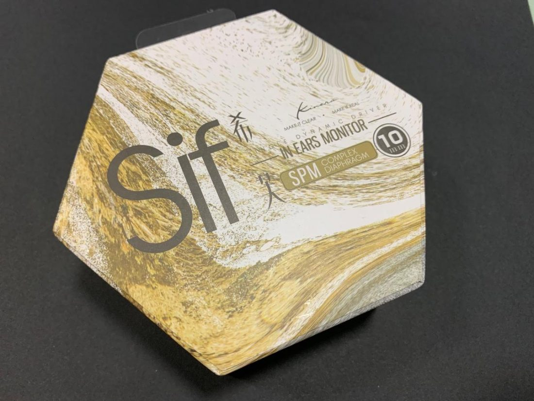 Hexagonal Kinera SIF Packaging