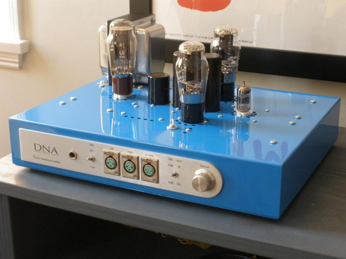 10 Jaw-Dropping Vacuum Tube Headphone Amplifiers - Headphonesty