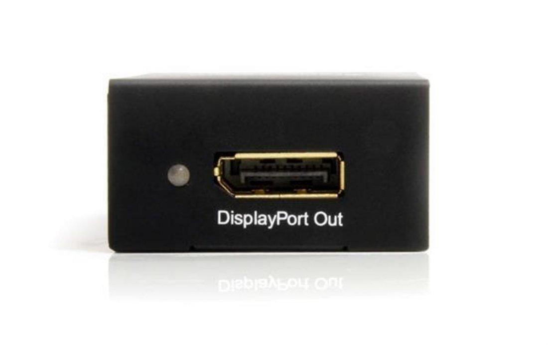 A DisplayPort output