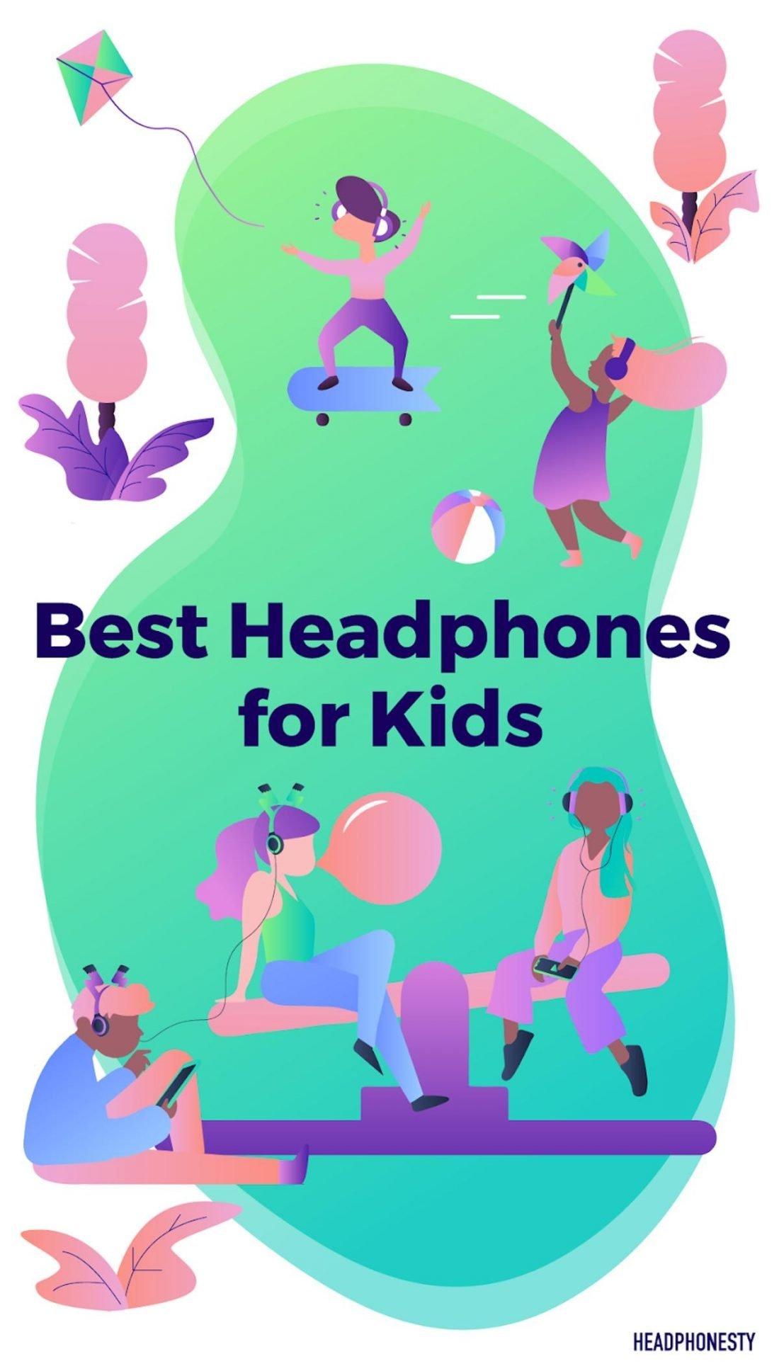 Pinterest Friendly: Best Headphones for Kids
