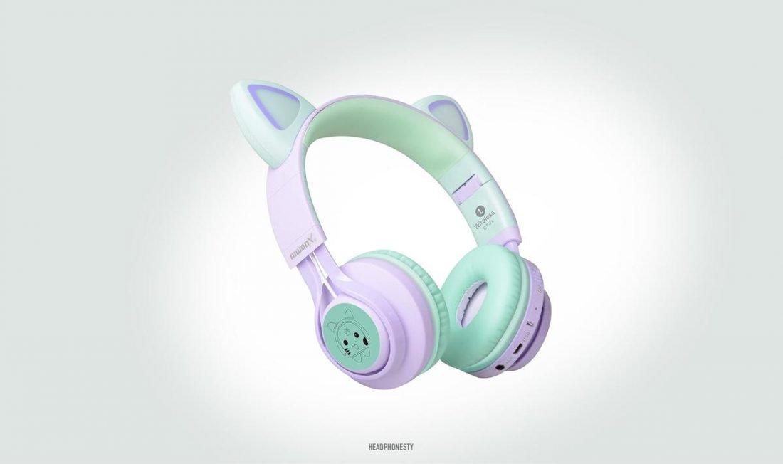 Riwbox CT-7S Cat Ear Headphones