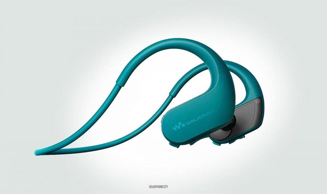 Sony NWWS413LM Waterproof Headphones