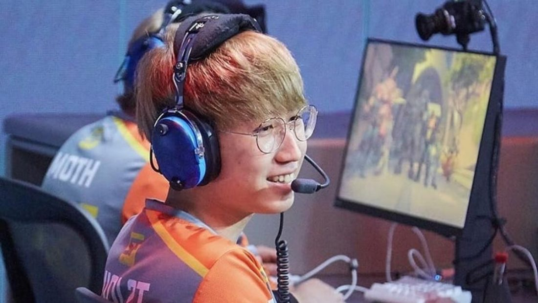 Viol2t While Playing for the San Francisco Shock