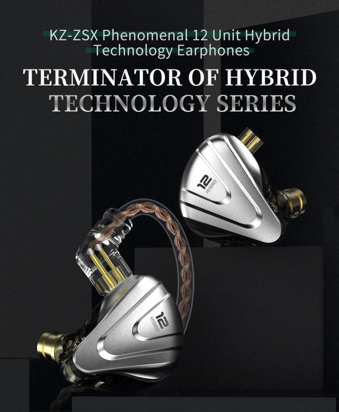 The terminator of hybrid technology series.