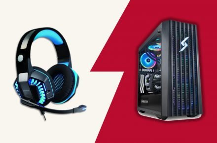 How to connect gaming headset to your PC