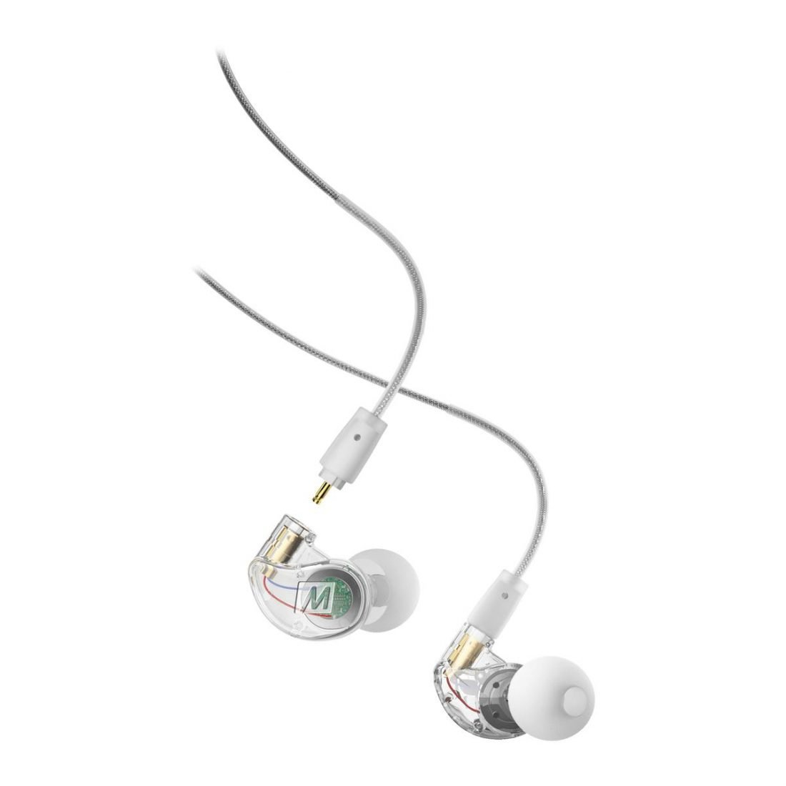 Mee Audio M6 Pro 2nd Generation wired earphones (From: Mee Audio)