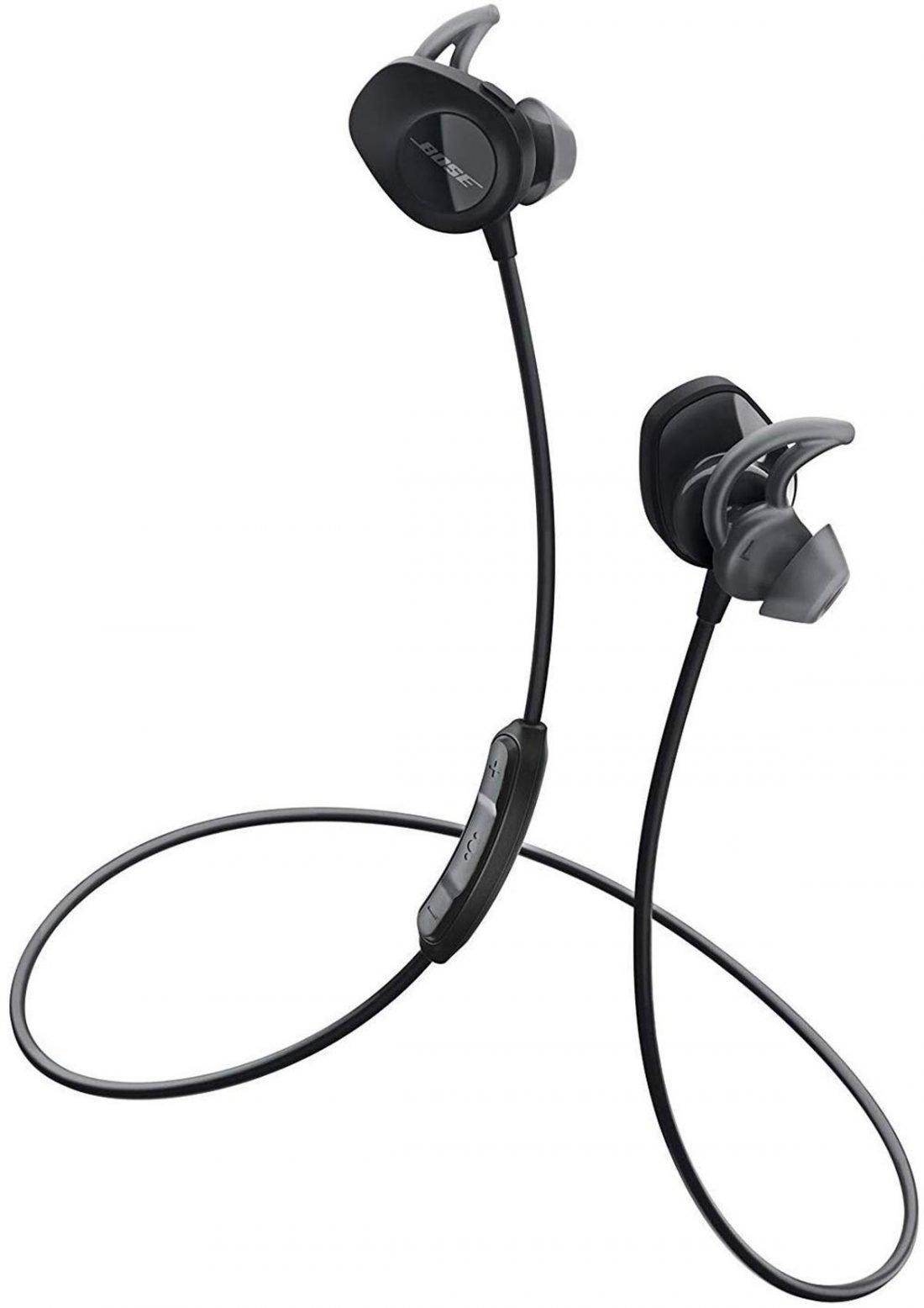 SoundSport Wireless Headphones (From: Amazon)