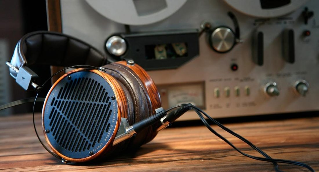 The LCD 3 Model of Audeze Metropolis. It is an over-ear, open-back headphones priced at $1,945.00 (From This Metropolis)