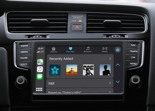 CarPlay is having trouble working with the latest iPhone (From: Apple)