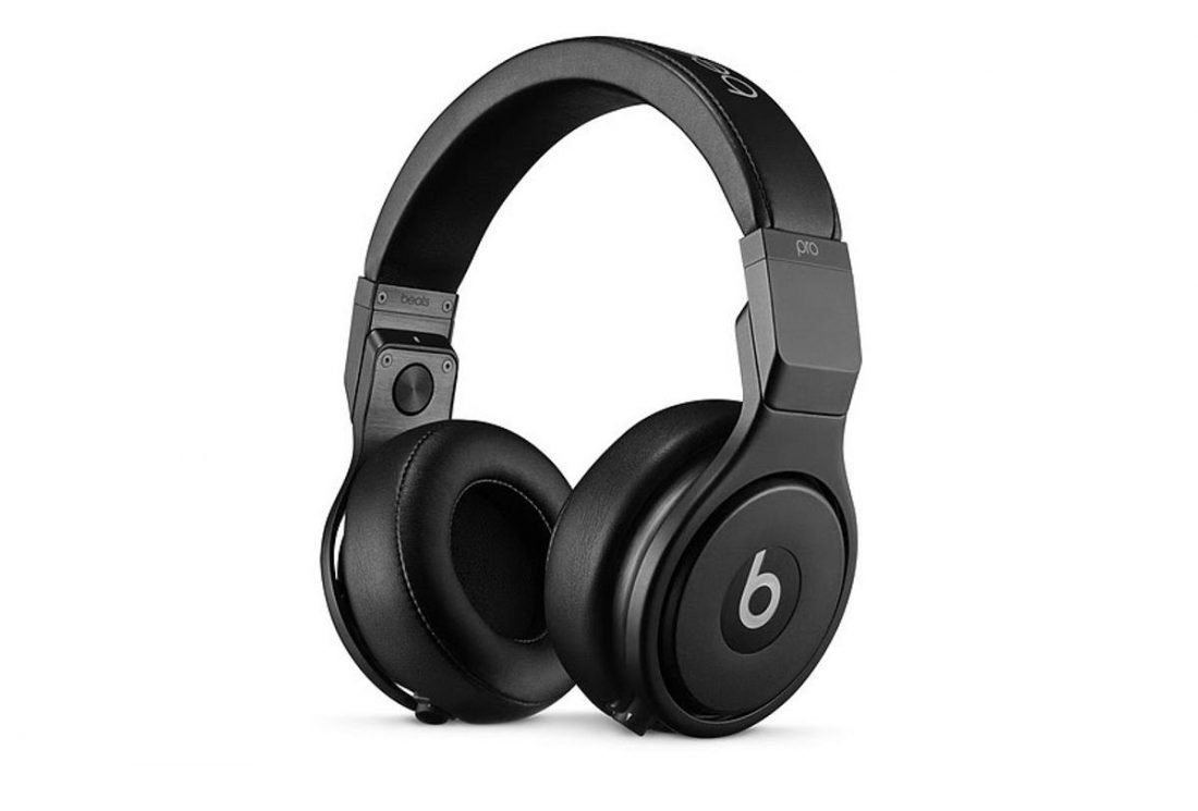 Apple sells the Beats Pro Over-ear Headphones on its own website (From: Apple)