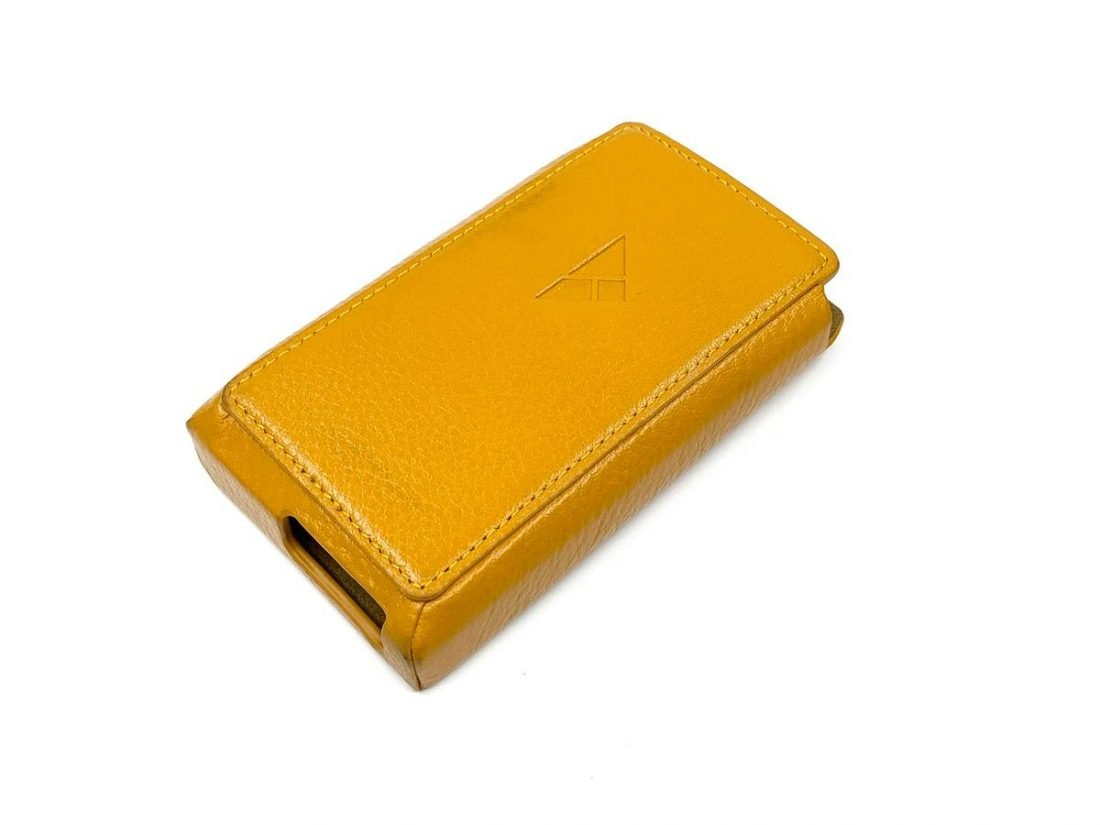 Leather case for DX220