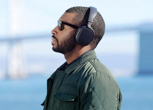 """The Panda headphones claim to be the """"world's highest fidelity wireless headphones"""" (From: Drop)"""