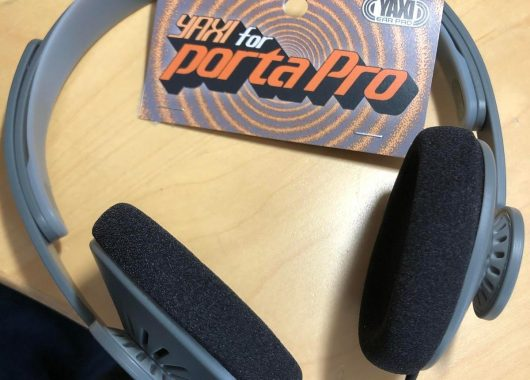 The Yaxi earpads are originally intended for PortaPros but they are very suitable for the KPH30i.