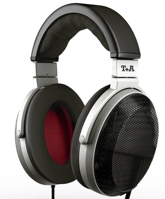 The T+A Solitaire P headphones are hand-built in Germany (From: T+A)
