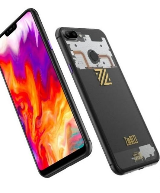 Two ZMBIZI Smartphones (from thx.com)
